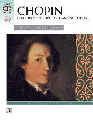 Frédéric Chopin: 19 of His Most Popular Piano Selections