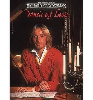 Clayderman, Richard: Richard Clayderman Music Of Love