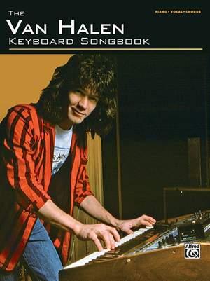 Van-Halen: The Van Halen Keyboard Songbook