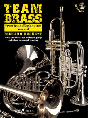 Richard Duckett: Team Brass. Trombone/Euph