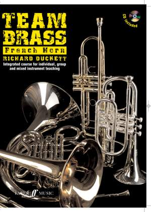 Richard Duckett: Team Brass. French Horn