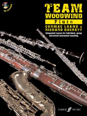 Richard Duckett_C. Loane: Team Woodwind. Flute Product Image