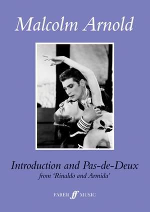 Arnold, Malcolm: Intro & Pas-de-Deux (Rinaldo) (score)