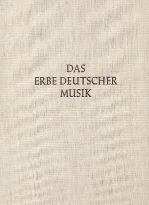 Vierdanck, Johann: Geistliche Konzerte (1641) Product Image