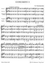 Sammartini, G: Concerto for Harpsichord No.1 in A Product Image