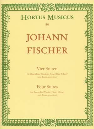 Fischer, J: Four Suites