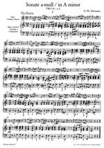 Telemann, G: Sonatas and Pieces (from Der getreue Musikmeister) (TWV 41: a3, g5, d1, C1, E2, B4) Product Image