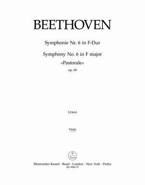 Beethoven, L van: Symphony No.6 in F, Op.68 (Pastoral) (Urtext) (ed. Del Mar)