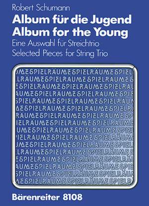 Schumann, R: Album for the Young, Op.68 (Selected Pieces)