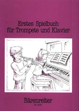 Various: Erstes Spielbuch Tpt Pno