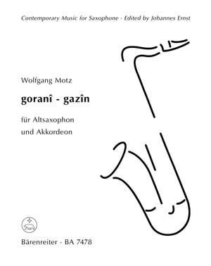 Motz, W: gorani - gazin