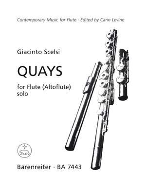 Scelsi, G: Quays
