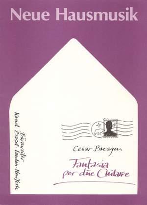 Bresgen, C: Fantasy (1985)