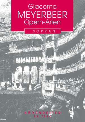 Meyerbeer, G: Opera Arias (Italian - French) Product Image