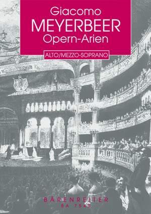 Meyerbeer, G: Opera Arias (Italian - French) Product Image