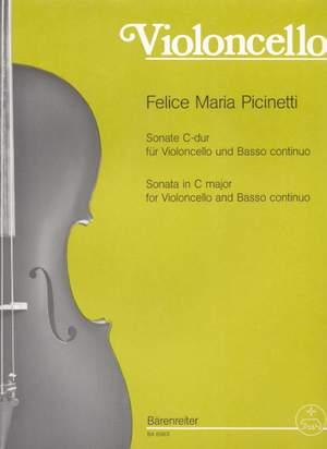 Picinetti, F: Sonata in C
