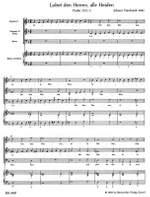 Vierdanck, J: Sacred Concerti (Lobet den Herren, alle Heiden / Jauchzet dem Herren / Das ist ein koestlich Ding) (G) Product Image