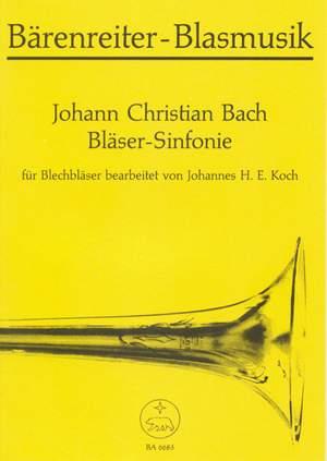 Bach, JC: Sinfonia
