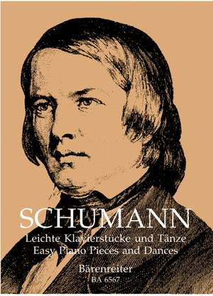 Schumann, R: Easy Piano Pieces and Dances
