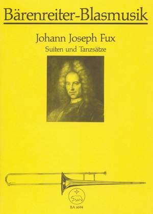Fux, J: Suites and Dance Movements