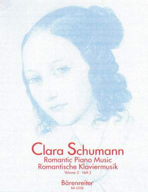 Schumann, Clara: Romantic Piano Music, Volume 2