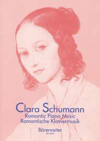 Schumann, Clara: Romantic Piano Music, Volume 1