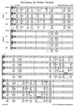 Praetorius, M: Nun komm, der Heiden Heiland; In dulci jubilo. (Christmas Concertos) Product Image