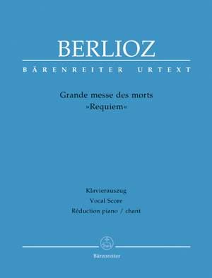 Berlioz, H: Requiem Mass, Op.5 (Urtext) (L)