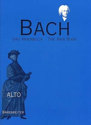 Bach J.S: The Aria Book: Alto