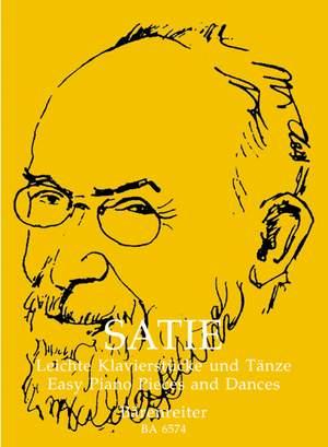 Satie, E: Easy Piano Pieces and Dances
