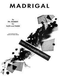 Phillippe Gaubert: Madrigal