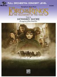 Howard Shore: The Lord of the Rings: The Fellowship of the Ring, Symphonic Suite from