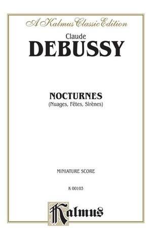 Claude Debussy: Nocturnes, Complete