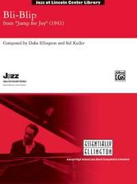 Duke Ellington/Sid Kuller: Bli-Blip (from Jump for Joy)