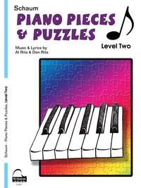 Al Rita: Piano Pieces & Puzzles, Level 2