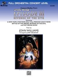 John Williams: Star Wars: Episode III Revenge of the Sith, Concert Suite from