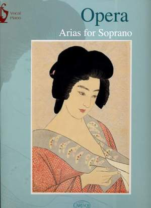 Opera : Arias for Soprano