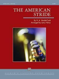 Hale A. VanderCook: The American Stride