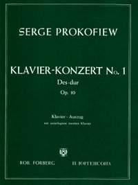 Prokofiev: Concerto No.1 in D flat