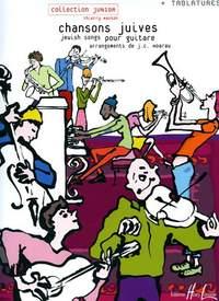 Hoarau, Jean-Christophe: Chansons Juives (guitar)