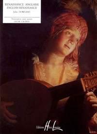 Downland, John: Renaissance Anglaise (guitar)