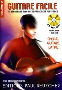 Hoarau, J C: Guitare Facile Vol5
