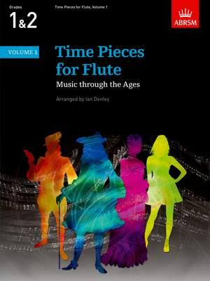 Ian Denley: ABRSM Time Pieces for Flute, Volume 1