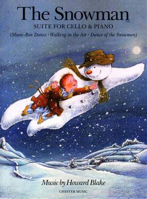 Howard Blake: The Snowman Suite - Cello/Piano