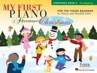 Nancy Faber_Randall Faber: My First Piano Adventure Christmas - Book A