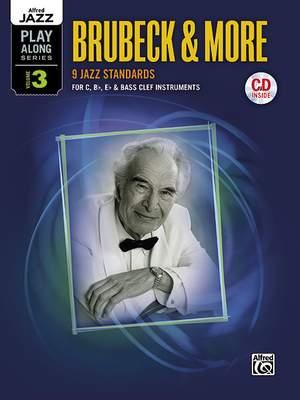 Alfred Jazz Play-Along Series, Vol. 3: Brubeck & More