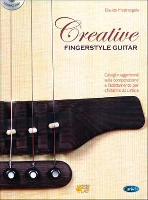 Davide Mastrangelo: Creative Fingerstyle Guitar
