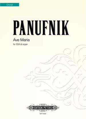Panufnik, R: Ave Maria