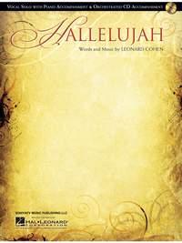 Leonard Cohen: Hallelujah - Vocal Solo/Piano Accompaniment