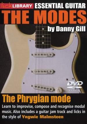 The Phrygian Mode Yngwie Malmsteen